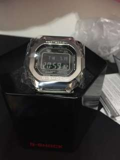 G shock  35th Anniversary GMW-B5000-1JF full set 有單