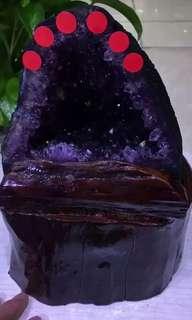 🈹新店巨晶⛰優惠🔮烏拉圭紫晶洞🌟