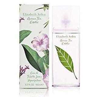 Elizabeth Arden Perfume Gren Tea Exotic