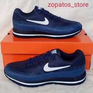 Nike zoom pegasus navy