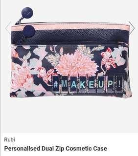 Rubi cosmetic case/pencil case