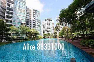 Eight Courtyards 3-bedder condo for rent!