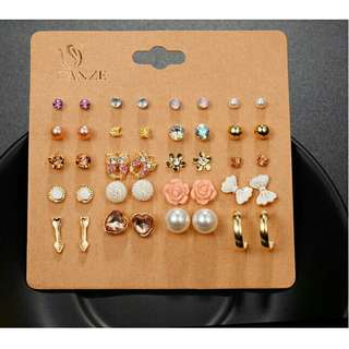Danze Earring Collection - 2