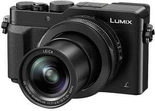 Panasonics Lumix DMC-LX100