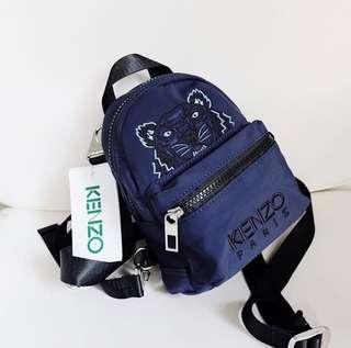 Kenzo mini tiger backpack original