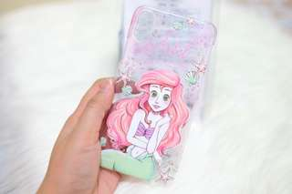 Princess Ariel Case for Iphone X