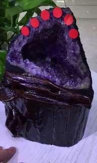 🈹🈹新店優惠🔮烏拉圭紫晶洞‼️