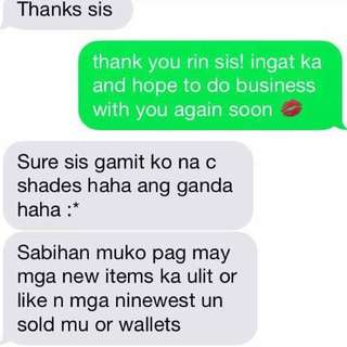 Feedback from a Carousell Customer 💌