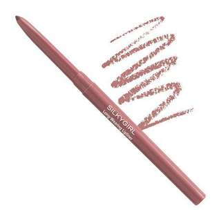 Silkygirl Long wearing lip liner in 01 Nude