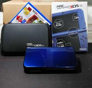 New 3DS LL 日版