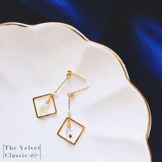 耳環 Handmade Earrings: ER002