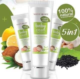 Mayya baby cream 5in1(instock)