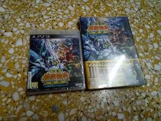 Game & Book Super Robot Wars Taisen Pride Of Justice