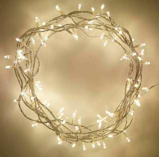 🚚  Fairy Lights LED Battery 4 sets