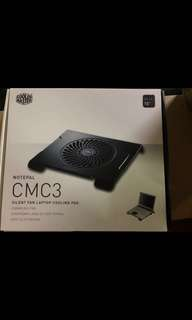 Cool Master Silent Fan Laptop Cooling Pad