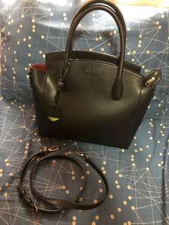 REPRICED!!! Authentic Charles & Keith 2 way bag