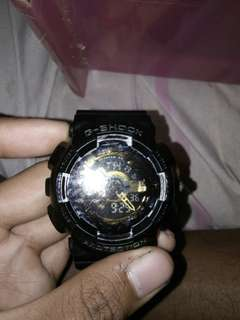 Gshock black copy ori