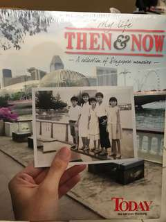 My life then and now a collection of Singapore memories TODAY