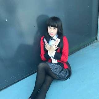 Yumeko Jabami Cosplay