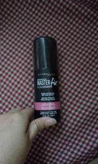 Maybelline master setting spray