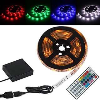 658 LED Strip Lights Waterproof