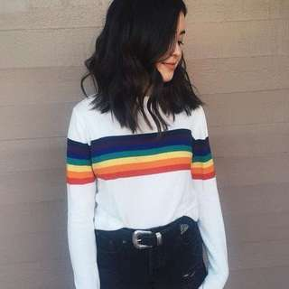 Im Looking for a rainbow jacket / shirt like this dm