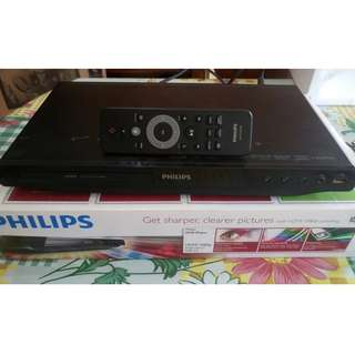 Philips DVD Player DVP3880K