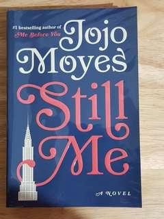 Still Me by Jojo Moyes novel / book