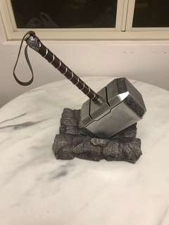 Thor's Hammer (Mjolnjr) 1:1 with Base