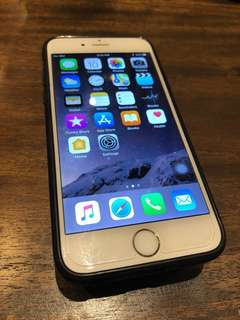 REPRICED! iPhone 6s 16gb Smart-locked phone only