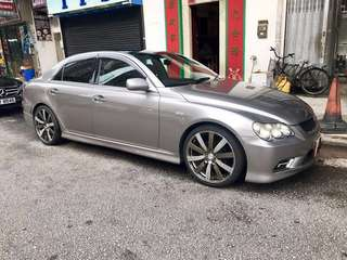 TOYOTA MARK X 3.0 2006