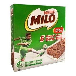 . Milo Energy Bar 美祿能量條 (6 x 17g) [Original 原味] /[Milk 牛奶]