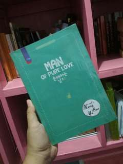 Buku Novel Haru: Man of Pure Love