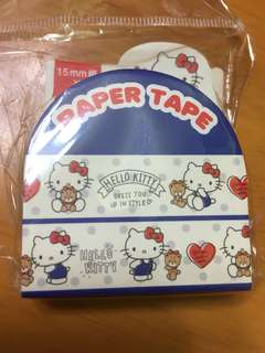 Hello Kitty paper tape MT