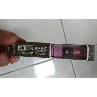 BURTS BEES 啵啵粉彩筆-浪漫粉 3.1g