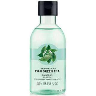 The Body Shop shower gel Fuji Green tea