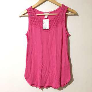 BRAND NEW Old Navy Pink Top