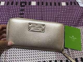 Kate Spade Wallet Preloved