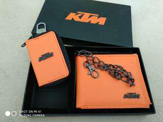 KTM collectors wallet