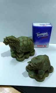 風水物 龍龜