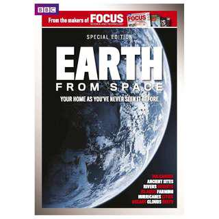 BBC Focus - 2013 - Special Edition - Earth from Space [eMagazine - PDF]