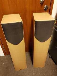 Mission m33 speakers