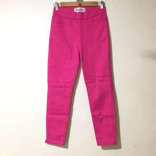 Aeropostale Pink Jeggings