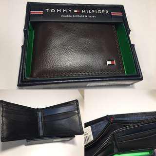 Tommy Hilfiger 美國進口真皮銀包