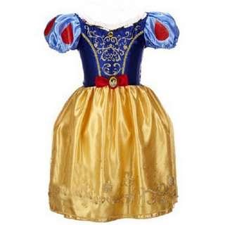 PRE-ORDER: Snow White Dress Size M