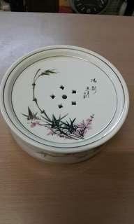 1976年 舊 6吋 小茶盆(see settlement location frist)