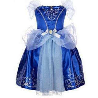 PRE-ORDER: Cinderella Dress Size M