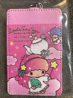 Little Twin Stars Card Holder
