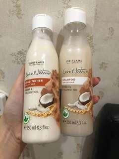 Oriflame Shampoo & conditioner (jual 2 2 nya)
