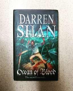 Darren Shan books (Click photos)